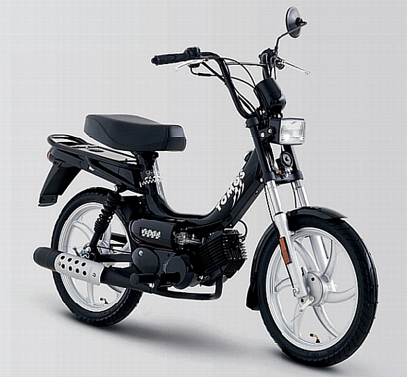 Tomos Revival TS  Steves Moped